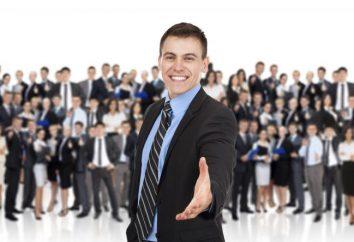 Qu'est-ce que le leadership? Leadership concept moderne et traditionnel
