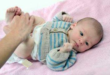 Como coletar urina nas meninas recém-nascidas para análise