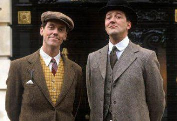 """""""Jeeves and Wooster"""": os atores da série"""
