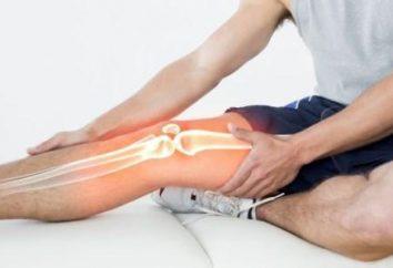 Ginnastica per il ginocchio. Fisioterapia Dr. Bubnovskaya