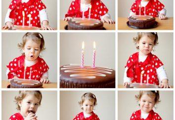 festa de aniversário das crianças sobre a natureza ou a visitar um conto de fadas