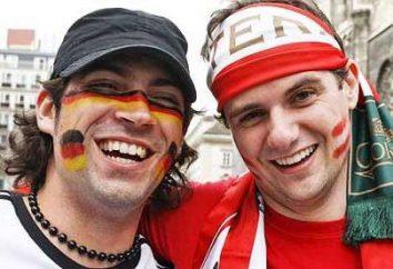 La lengua austriaca. Lengua oficial de Austria