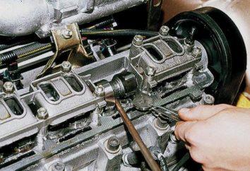 Comment les vannes de réglage (VAZ-2108) avec ses propres mains?