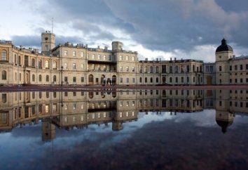 Gatchina – muzeum-rezerwat, aby mieć pewność, aby odwiedzić!