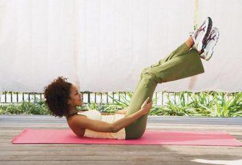 las piernas se extiende ups: Equipo, opciones de ejercicios, consejos útiles