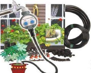Los sistemas de riego para jardines más ventajosas y convenientes