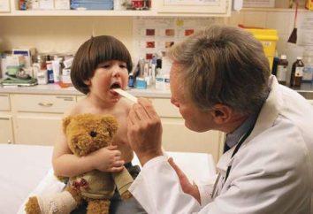 Que doivent savoir et être en mesure de le faire et le pédiatre?