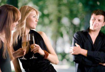 Come attrarre gli uomini e per flirtare rapporto serio