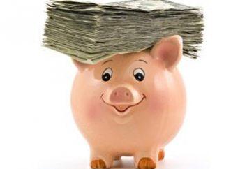 Cor. por – un componente importante de las cuentas bancarias