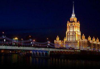 """""""Ukraina"""" to wspaniały hotel. Adres w Moskwie znany"""