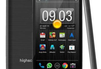 HIGHSCREEN Zwiększ 2 smartphone: przegląd modeli, opinie klientów i ekspertów