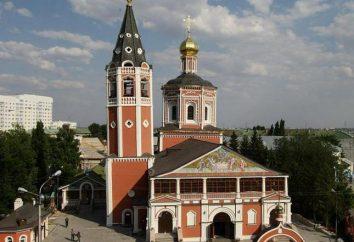 Cattedrale della Trinità (Saratov): storia, descrizione, recensioni