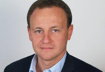 Alexander Sidyakin – Duma vice: biografia, l'attività politica