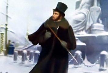 Ligar Pushkin em St. Michael no 1824-1826 biênio.
