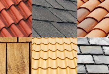 Abwechslungsreiche Dach – Arten von Beschichtungen
