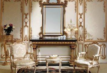 Espejo barroco – un reflejo de lujo