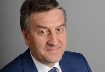 Farrakhov Airat Zakievich – były wiceminister finansów