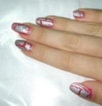 beauté des ongles Krakelyurny