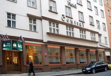 Hôtel Central Hotel Prague 3 * Prague: avis, descriptions et commentaires