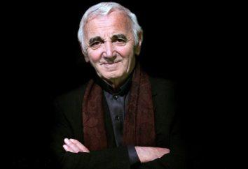Aznavur Sharl: Biographie, die Kreativität und die besten Songs des Französisch chansons