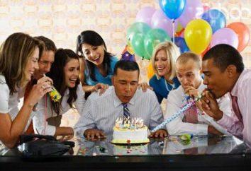 Jak przyjmować gości na przyjęcie urodzinowe?
