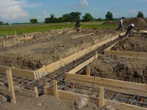 A composição de betão para a fundação: a proporção por 1m3. O concreto para a fundação: a composição