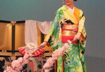 ¿Cuáles son el baile japonés?