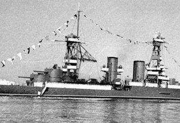 """Guardie incrociatore """"Caucaso Rosso"""": foto, equipaggio, disegni, modelli, la lunghezza"""