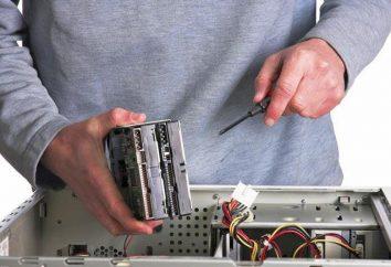 Jak zainstalować dysk twardy w komputerze? twarde zasady instalacyjne na dysk komputera