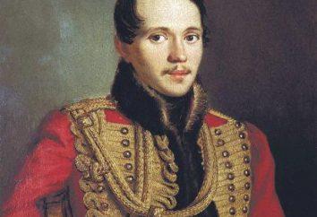 Un essai sur les œuvres de Lermontov. Beauté et sagesse Poétique pensées
