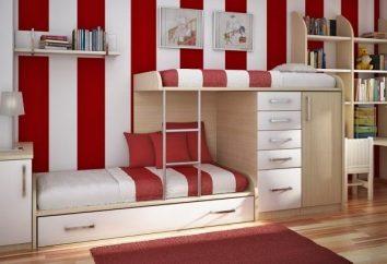 Riparazione in camera da letto per un adolescente: alcune semplici regole