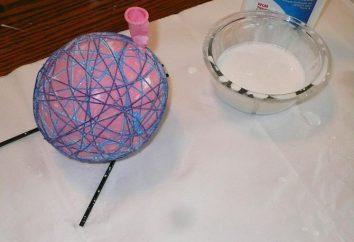 Articles en boules de fils – belle et abordable