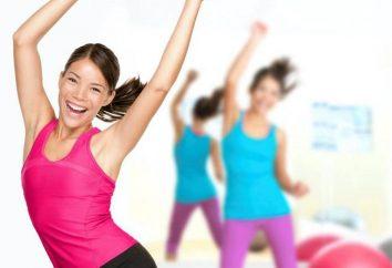 Este emocionante Zumba: Dance e fitness em um treino