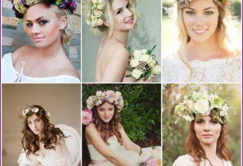 wesele wieniec na głowie (zdjęcia)