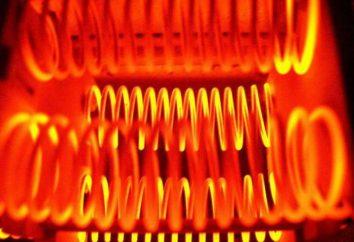 Nichelcromo spirale: proprietà e applicazioni