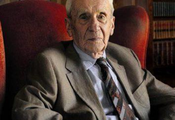 Kristofer Tolkin, le plus jeune fils de JRR Tolkien. Biographie