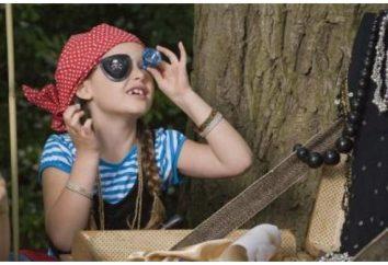 Come organizzare il compleanno di un bambino in stile pirata