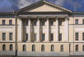 Muzeum Sztuki Nowoczesnej w Petrovka 25. przeszłość i teraźniejszość