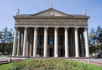 Drama Teatro de Novokuznetsk: historia, repertorio, fotografía