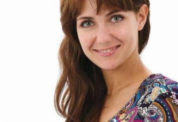 Ekaterina Klimova. Waga i wzrost aktorek