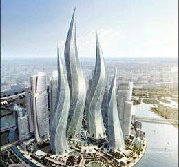 Wo ist Dubai, die Sehenswürdigkeiten hat?