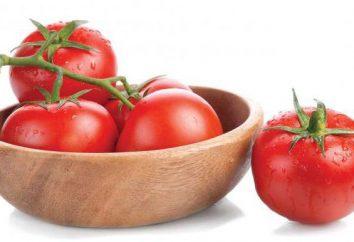 Les tomates sont utiles pour l'organisme? Propriétés et calories