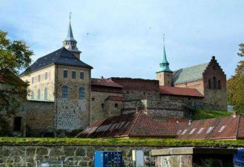 Twierdza Akershus w Norwegii: Opis i zdjęcia