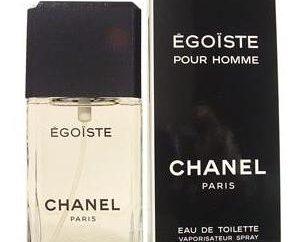 Chanel Egoist: escolha de macho poder