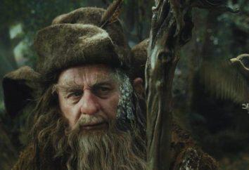 Radagast – le caractère d'une trilogie sur la Terre du Milieu, écrit par JRR Tolkien.