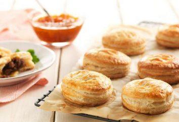 Pieczenia ciasto z jabłkami: szybkie i łatwe recepty