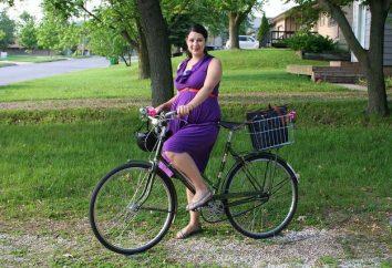 E 'possibile per le donne in gravidanza di andare in bicicletta? Rischio quando si pedala durante la gravidanza