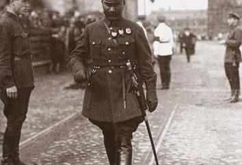 Semen Budenny: biografia dos fatos Comandante e interessantes