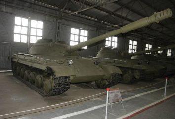 """Tank """"Oggetto 430"""": Descrizione e caratteristiche"""