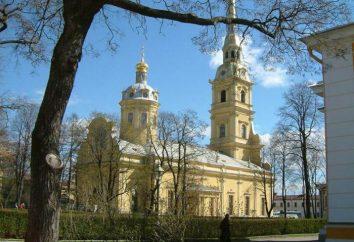 Catedrais e igrejas de São Petersburgo: a lista de características e fatos interessantes